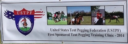 United States Tent Pegging Federation USTPF TRAINING CLINICS Picture 1