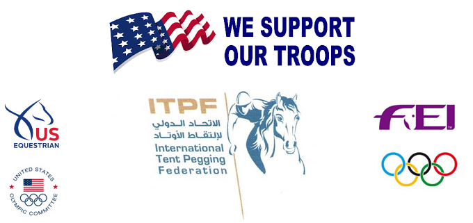 United States Tent Pegging Federation,Inc. (USTPF) National Governing Body (NGB) for Tent Pegging and Head Quarters in Tulsa, Oklahoma, USA. Picture 1